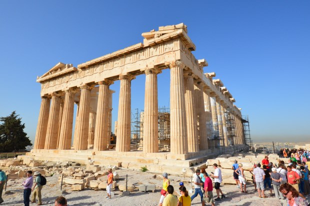 The Acropolis in