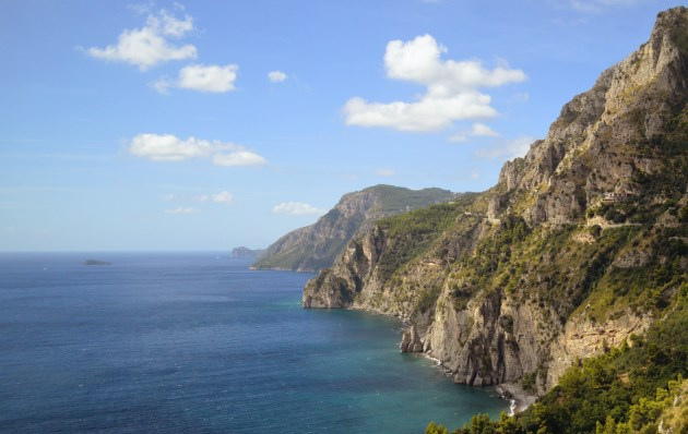 Campania in Italy has the picturesque