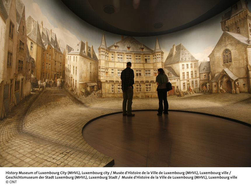 History Museum of Luxembourg City